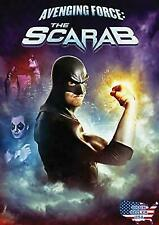 Avenging Force: The Scarab Dvd