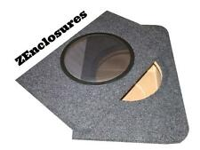 """ZEnclosures Honda S2000 SUB Subwoofer Box 1-10"""" with Protective Cover"""