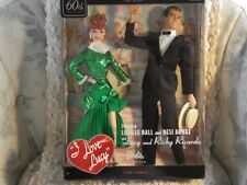 "Barbie T7901 Collector ""I Love Lucy"" Lucy and Ricky Doll Giftset"