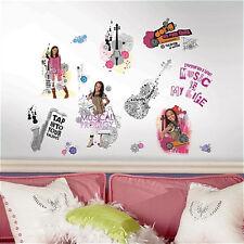 A.N.T FARM big wall stickers 33 decals CHYNA room decor Disney ANT guitars music