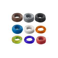 Filo cordina unipolare elettrico diametro 1,5-2,5-4-6mmq FS17 vari colori 100mt