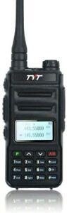 TYT TH-UV88 5W Talkie Walkie VHF/UHF Dual Band Analog Two-Way Radio The New