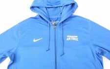 Nike NEW Therma-Fit US Army Military White Full Zip Jacket Hoodie Men's L