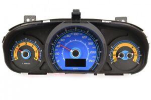 Kia Ceed glow gauges dials plasma dials kit tacho glow dash shift indicators MPH