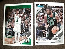 Lot(2) - Kyrie Irving - 2018/19 & 2019/20 Donruss - Brooklyn Nets