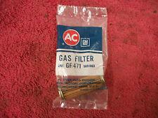 1976-81 Corvettte GF471 Fuel Filterr, NEW