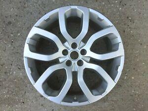 "1 x Range Rover Evoque L538 20"" Style 6 504 5004 SILVER GENUINE OEM Alloy Wheel"