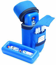 Medicool Insulin Protector Carry Case  (With 2 Refreezable Cooler Packs)