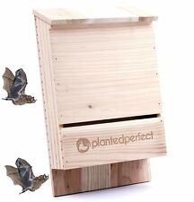 BAT HOUSE PEST CONTROL - Bats Shelter Protects Home From Mosquitoes and Bugs