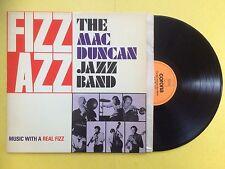 Fizz Azz - The Mac Duncan Jazz Band, Corona CSD-174 Ex Condition