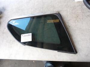 VOLVO XC60 LEFT REAR SIDE GLASS (BODY) DZ 02/09 - 16