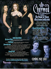 CHARMED POWER OF 3 PROMOTIONAL SELL SHEET