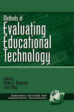 Methods of Evaluating Educational Technology (Research Methods for Educational T