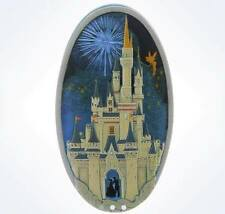 Disney Parks Magic Kindom Cinderella's Castle Pokitpal Trinket Box by Olszewski