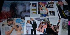 Leonardo DiCaprio shirtless older 46 pc German Clippings Full Pages