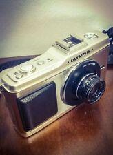 Pentax 110 System Miniature 24mm Lens. Compact MFT Lens.