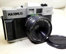 Maximus MC-1 35mm Film Camera Lomo 50mm f6 lens manual focus photography - MINT