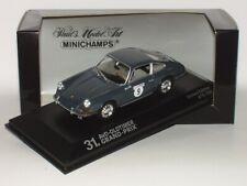 Minichamps 31.AvD Oldtimer Grand Prix Porsche 911(1964) #9 schiefergrau,1:43,Neu