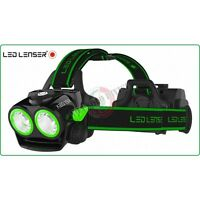 LED LENSER XEO19R LAMPADA FRONTALE DA TESTA 2000 LUMENS 300 METRI RICARICABILE