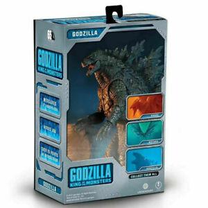 Godzilla Figura18 cm NECA King Of The Monsters  with box Figurine