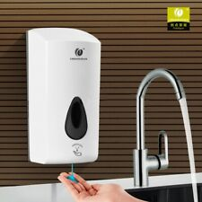 1000ml Automatic Induction Touchless Foam Soap Dispenser Wall Mounted IR Sensor