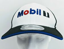 New Era 39thirty NASCAR Tony Stewart Mobil 1 Hat Medium Large Brand New