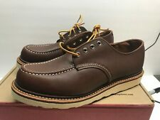 Red Wing Heritage 8109 Men's 10.5 Classic Oxford Mahogany