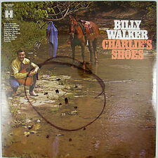 BILLY WALKER Charlie's Shoes LP 1970 COUNTRY (STILL SEALED)