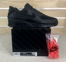 """Nike Air Max 90 QS Men's Size 11 """"Infrared Blend"""" Black Shoes CZ5588-002 New"""