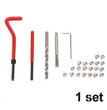25pcs Helicoil Restoring Thread Repair Tools Wire Insert Kit  M6  x 1.0 x 8.0mm