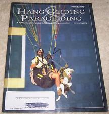 Hang Gliding & Paragliding Magazine July 2006