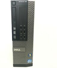 Dell OptiPlex 990  SFF Core i5 2400 3.1 GHz  4GB RAM  500GB HDD - Win 10 Pro