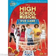 High School Musical - DVD Game (Disney DVD) Zac Efron, Ashley Tisdale