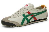 Onitsuka Tiger MEXICO 66 Men's Sneakers Casual Fashion Shoes Beige DL408-1684