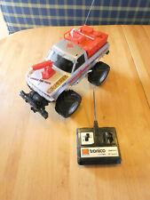 Feuerwehrauto * Fernsteuerung * 4 WD RC-Car * Löschkanone * Seilwinde * TRONICO