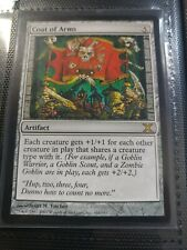MTG Magic the Gathering Coat of Arms Tenth Edition  x1 See Photos