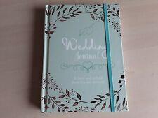 Wedding Journal Planner Album Book Organiser Preparation Keepsake Memories