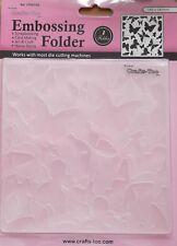 Embossing Folder Crafts Too - Butterflies - 140mm x 140mm - 3103