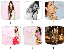 Ariana Grande Lampshades, Ideal To Match Bedding sets Curtains Duvets Wallpaper