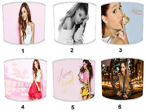 Ariana Grande Lampshades To Match Bedding Duvets Curtains Cushion Covers