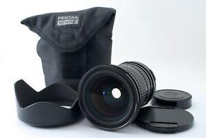 PENTAX smc 55-100mm F/4.5 Lens for 67 67II w/ Hood,Case [Exc+++] JAPAN 608710