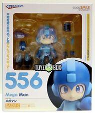 "In STOCK Good Smile Company ""Megaman"" Mega Man Rock 556 Nendoroid Action Figure"