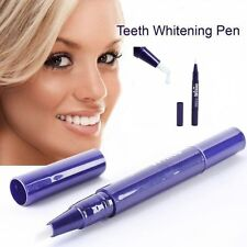 2 PCS NEW TEETH WHITENING GEL PENS TOOTH CLEANING BLEACHING DENTAL WHITE KIT UK