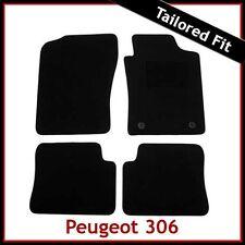 PEUGEOT 306 1993 - 1997 1998 1999 2000 2001 2002 su misura moquette tappetini Grigio