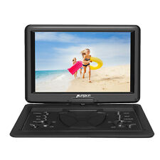 "19"" Portable DVD Player with 16"" Large HD Screen 1366*768 HDMI USB 6 Hrs Battery"