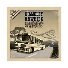 HILLABILLY RAWHIDE - 10 YEARS ON THE ROAD  VINYL LP COUNTRY MAINSTREAM NEU