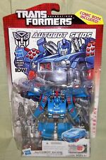 AUTOBOT SKIDS Transformers Generations 2014 IDW Comic Series 30th Deluxe