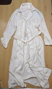Hanro Women's Robe Long Sleeve SILK sz XS