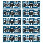 10x AMS1117 3.3V DC Step-Down Voltaje Regulador Adaptador Convertidor Módulo