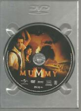 3 DVDs The Mummy The Mummy Returns  The Scorpion King With Case Look Scans READ!